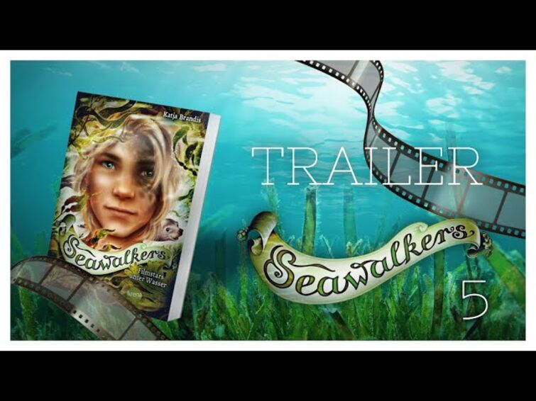 Buchtrailer Seawalkers 5