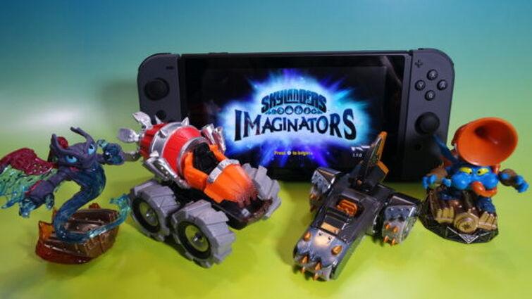 ¿Se pueden usar los vehículos de Superchargers en Imaginator?