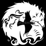 Wolf chaser