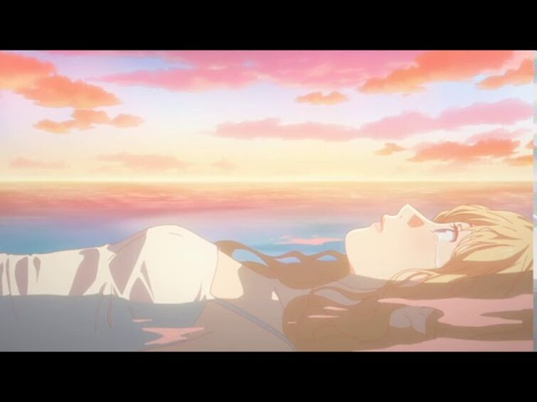 Your Lie in April Ending 2 (1080p - 60 FPS - Creditless)