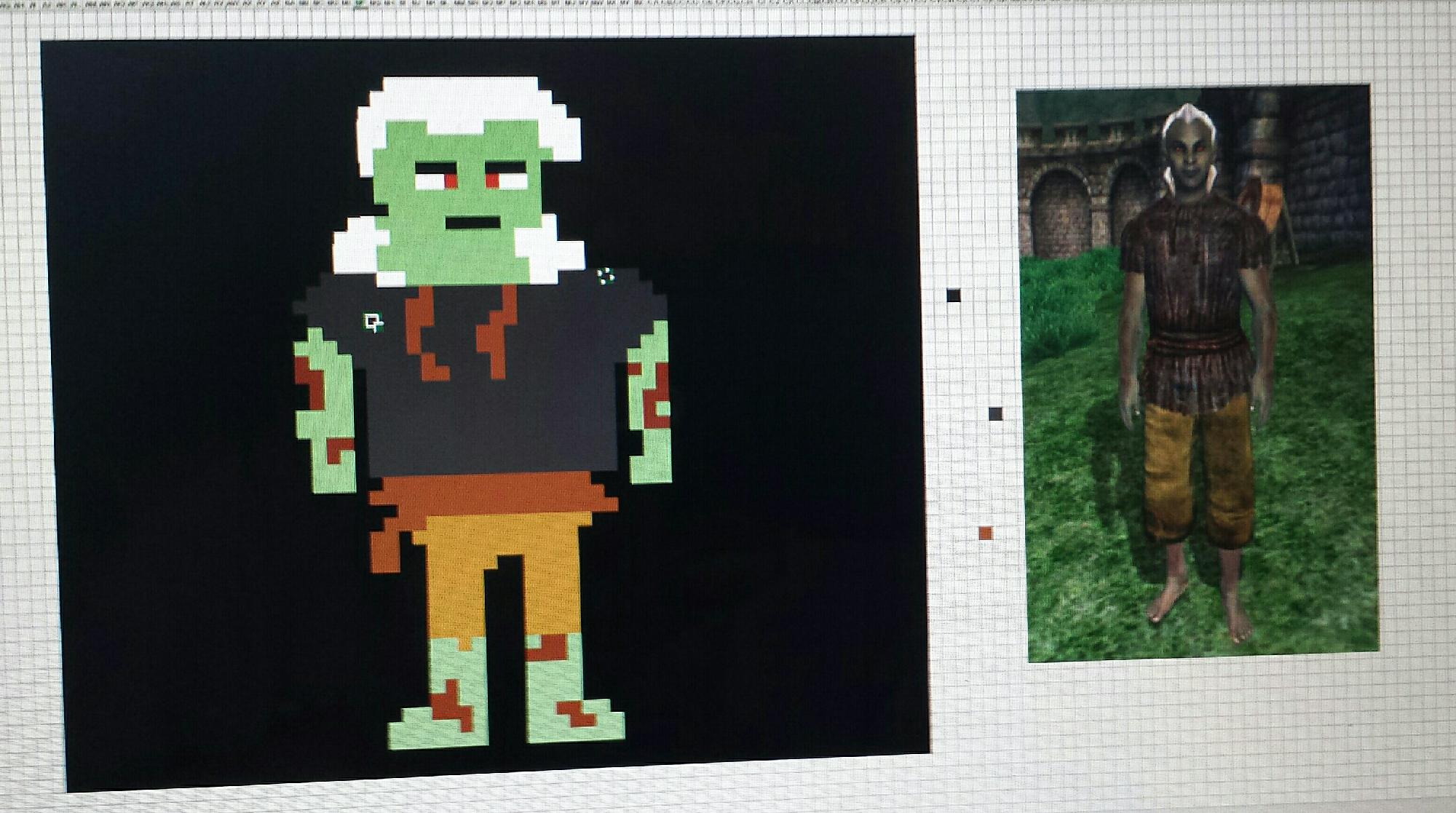 Valen Dreth  (Pixel Art)