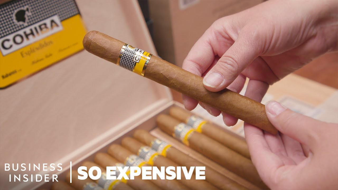 Why Cuban Cigars Are So Expensive | So Expensive