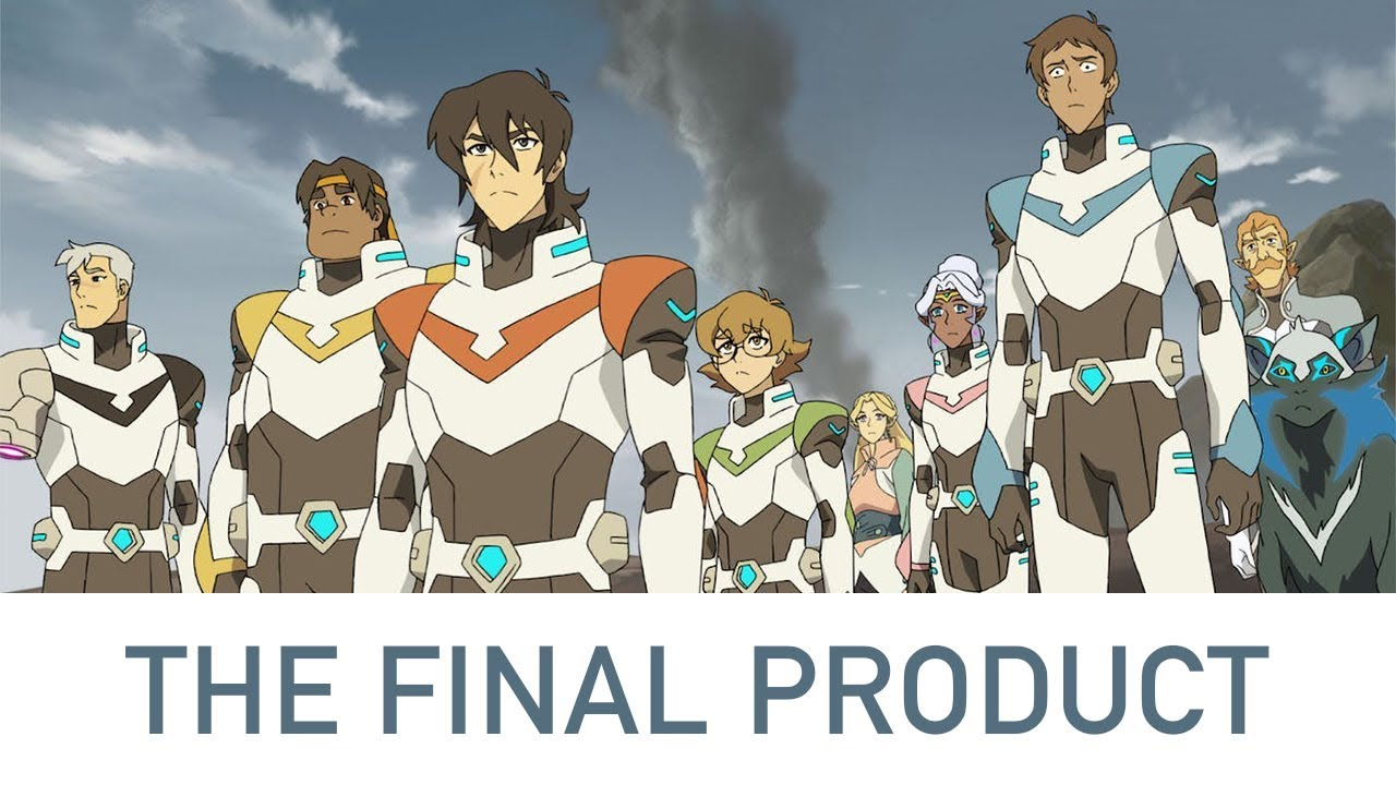 How Voltron Became a Tragedy   Part II: Story
