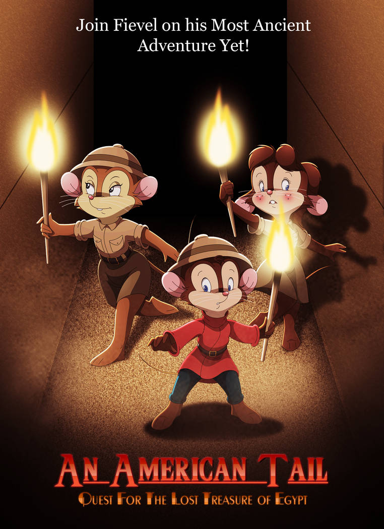 Fievel from an american tail
