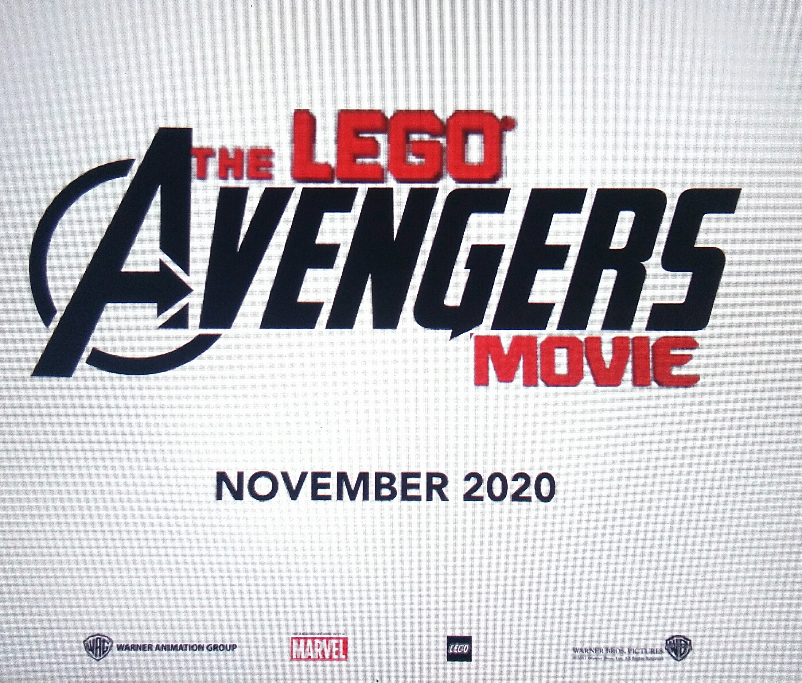 The LEGO Avengers Movie