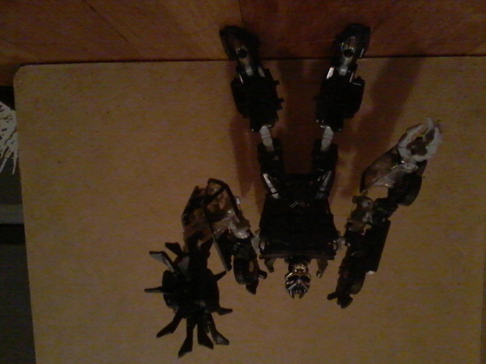 Transformers studio series barricade
