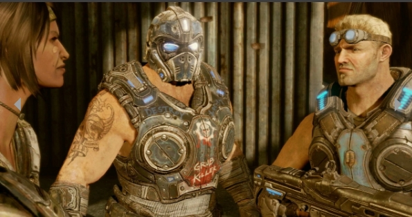 Top 5 most requested members of the gears games that might be back