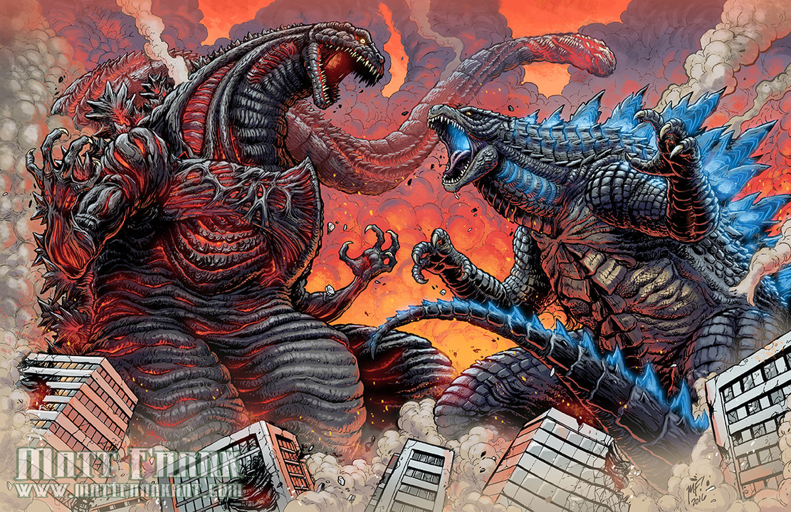 Reto ahare 3 preguntas de godzilla K.O.M [ king of monsters ] listooos
