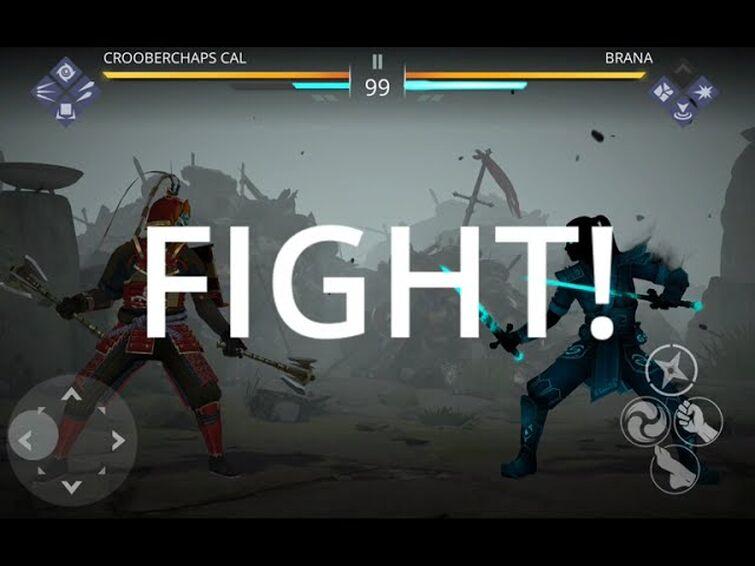 Shadow Fight 3 Ancestor's Arena Sending Brana into Orbit- No Commentary