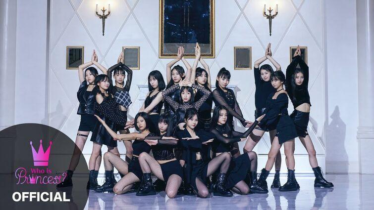 Who is Princess? - 'FUN' M/V Full Member ver.