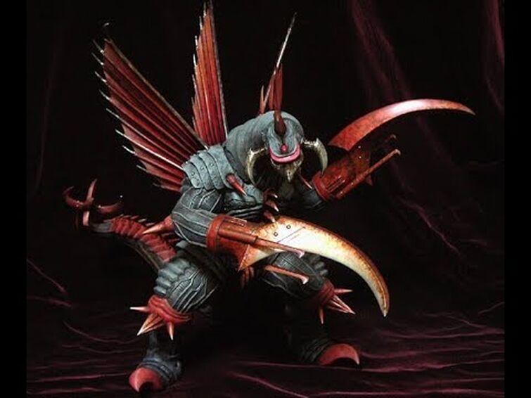 """""""Death Trigger"""" - Godzilla: Final Wars - Gigan Awaken's Mash-Up Remix:"""