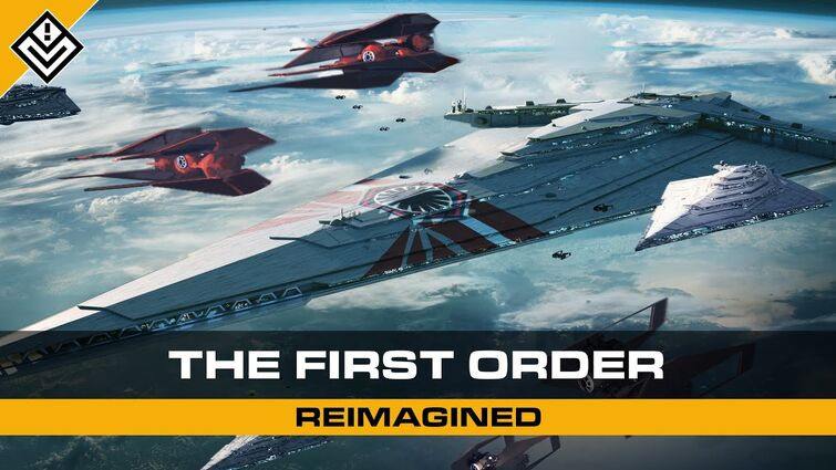 The First Order Reimagined   Star Wars