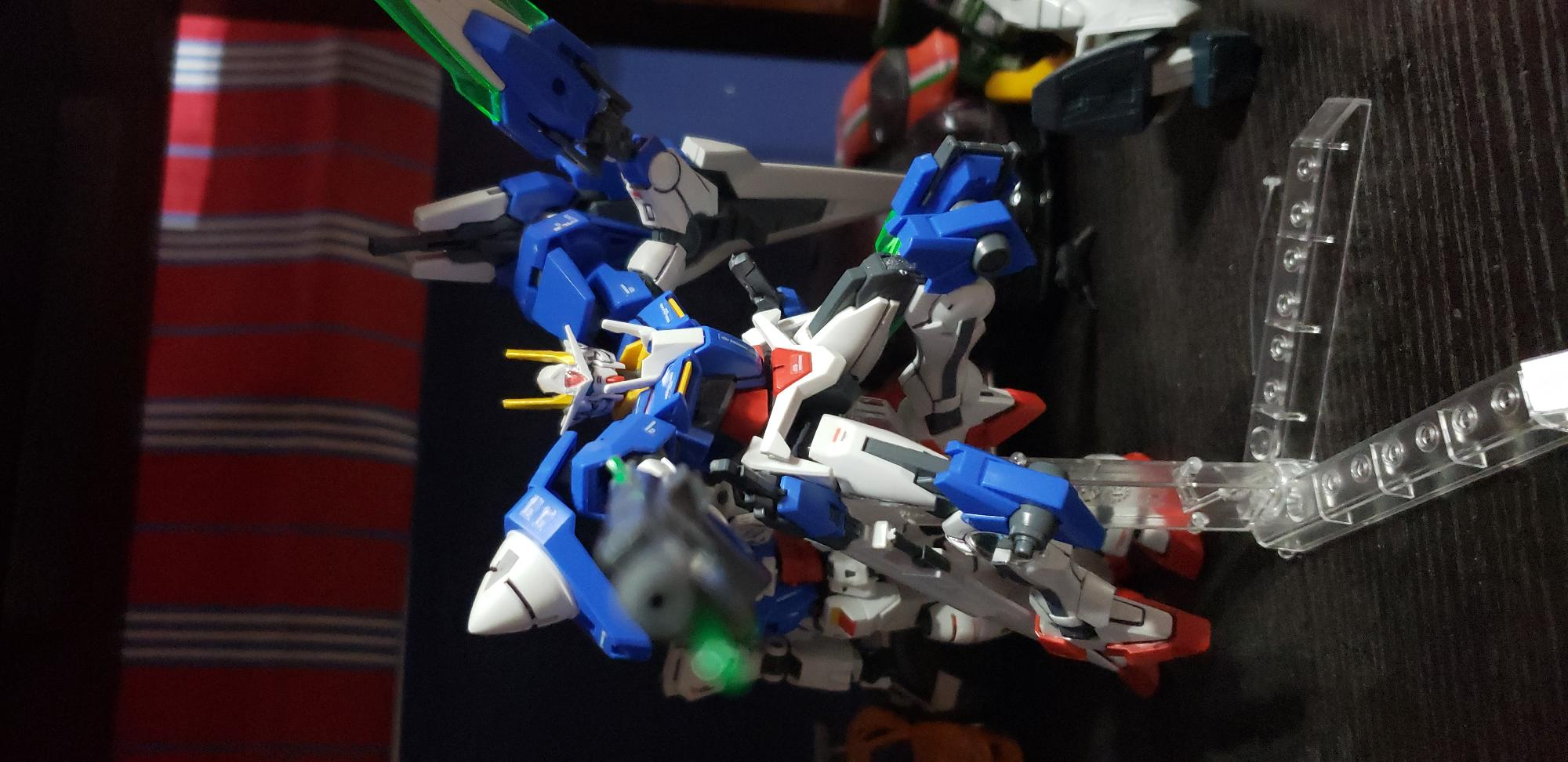 Hg 00 gundam 7 swords