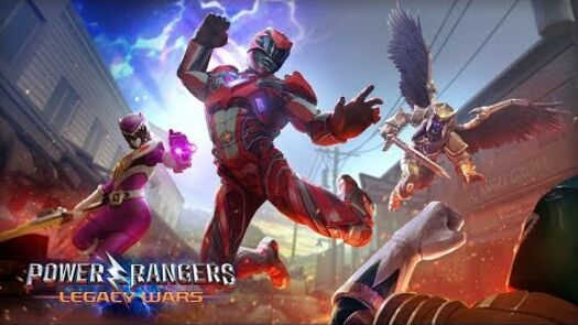 Power Rangers Legacy Wars Live Stream & Q&A