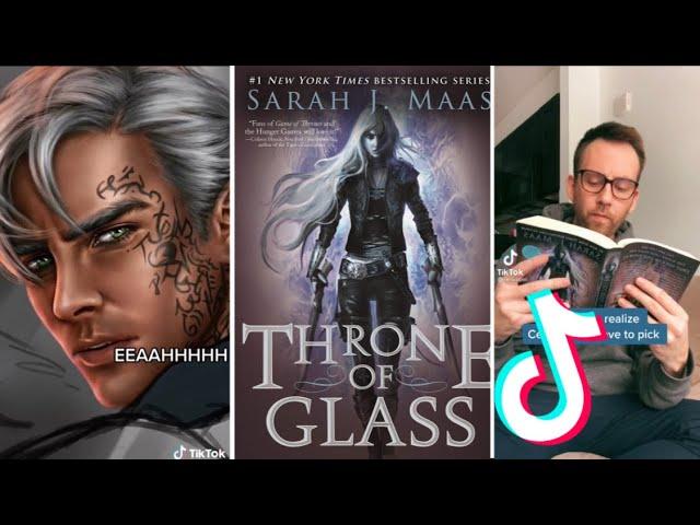 Throne of Glass Tik Toks:)