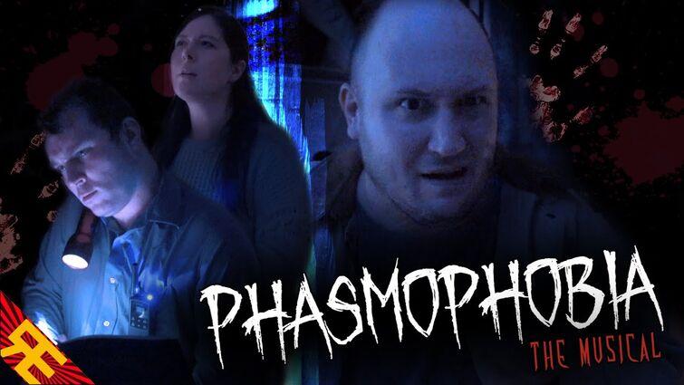 PHASMOPHOBIA THE MUSICAL [by Random Encounters] (feat. NateWantsToBattle)