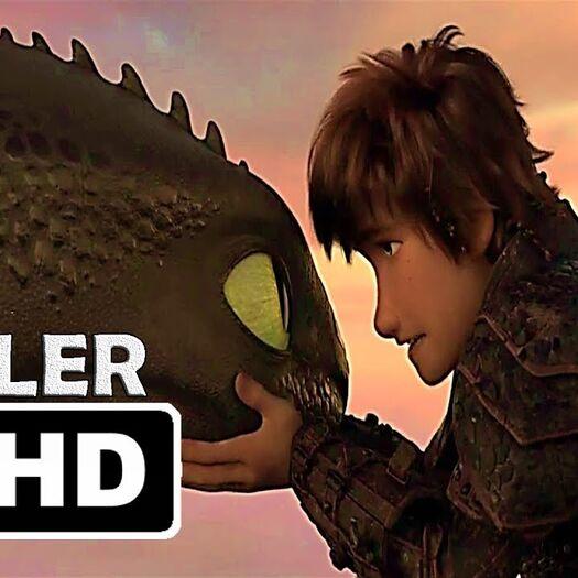 Cómo entrenar a tu Dragón 3 Trailer Oficial #2 Español Latino