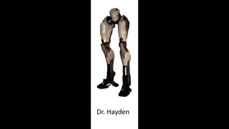 Im Doctor Samuel Hayden Meme