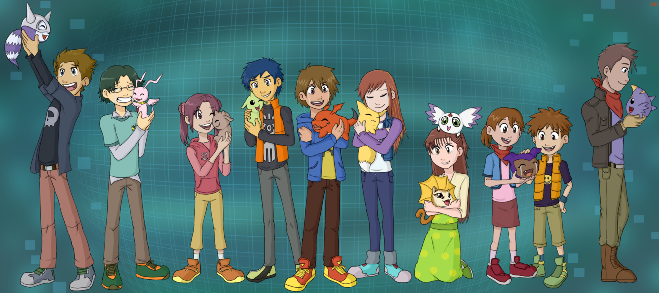 Digimon Tamers - Can the Digimon go back to live in the real world?