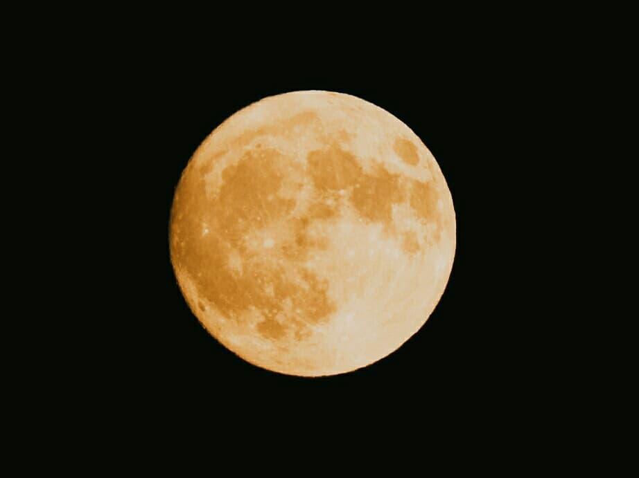 """vermeilmoon_ on Instagram: """"⠀ ⠀ ⠀ #moon #moonlight #moonaesthetic #aesthetic #aestheticsky #aestheticpictures #aestheticphotography #aestheticfilter #yellow #nature…"""""""