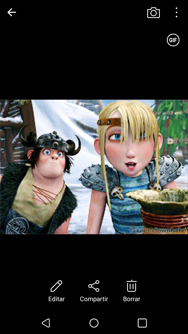 Gustan del ponche escial de Astrid?