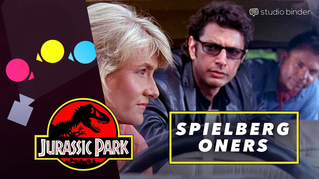 Jurassic Park & the Spielberg Oner — How to Direct a Long Take like Steven Spielberg