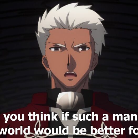 Shirou vs Archer full from ep 19, 20, 21 [Fate/stay night UBW]