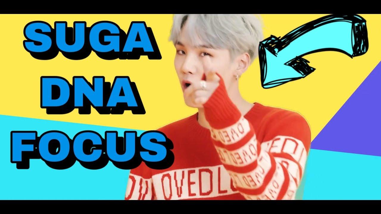 Focus Suga in DNA MV