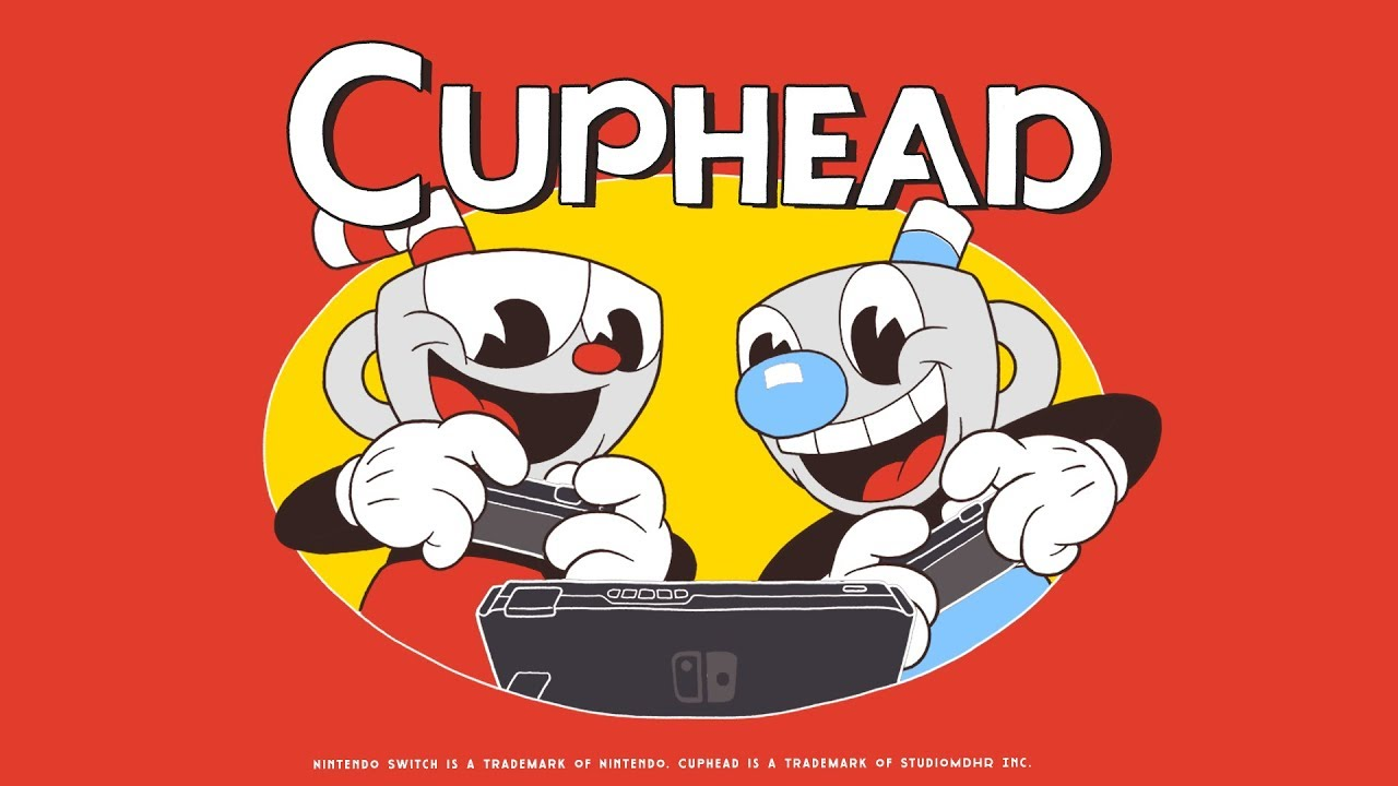 Cuphead Nintendo Switch Announcement Trailer