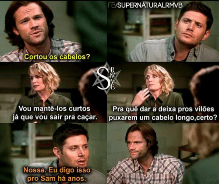 Dean sendo Dean ❤️