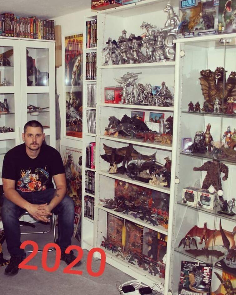 Godzilla & Gamera Collector
