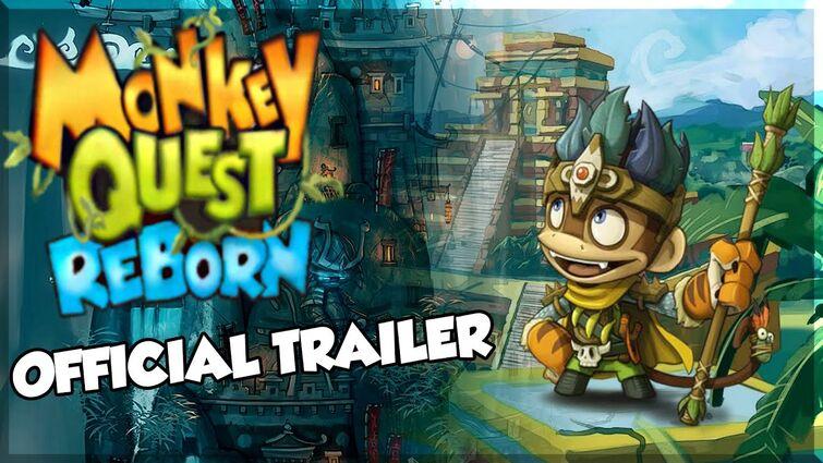 Monkey Quest Reborn | Official Trailer