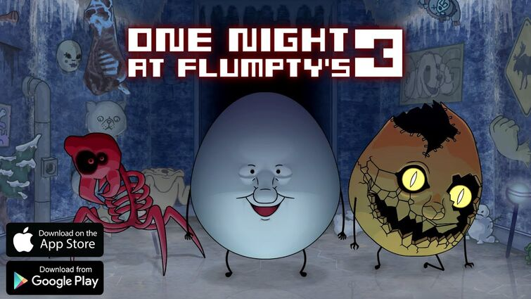 One Night at Flumpty's 3 - Coming this Halloween