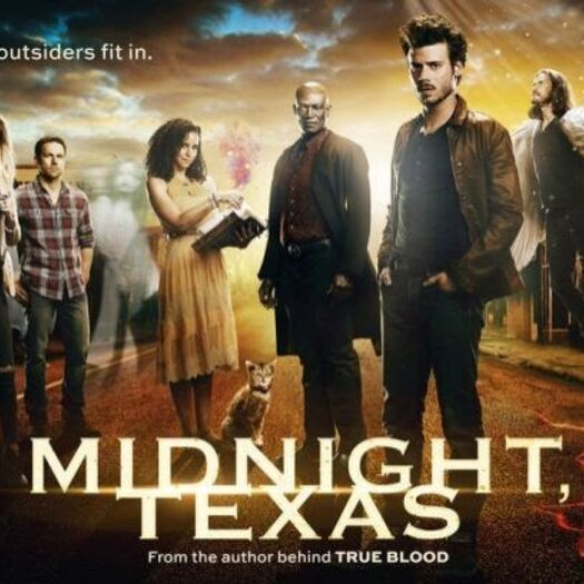 Midnight Texas - Renewed for a 2nd Season