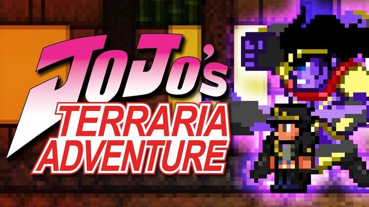 JoJo's Terraria Adventure