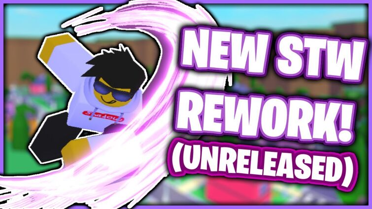 Unreleased STW Rework! (OP COMBOS) | A Universal Time