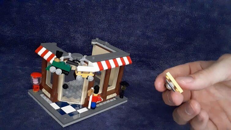 LEGO CREATOR SERIES 31105 PT. 1