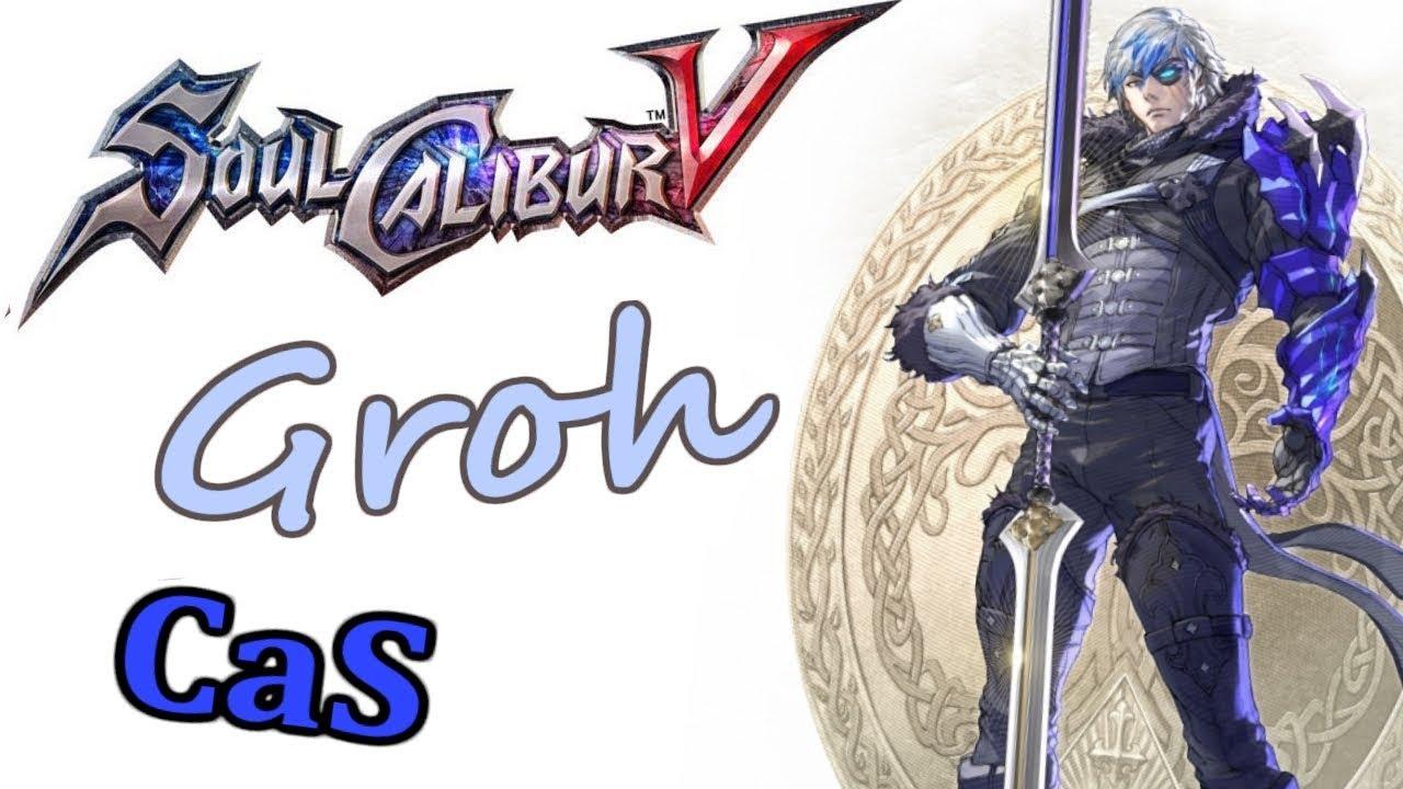 Soulcalibur 5 [Groh CaS]