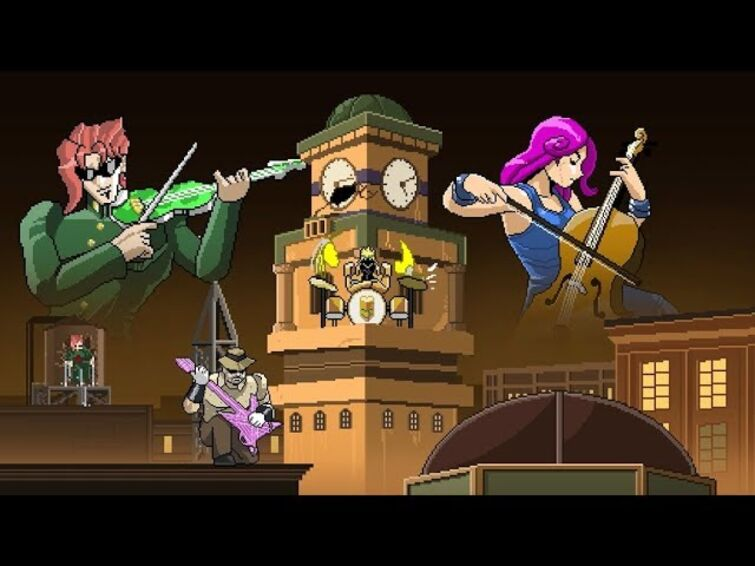 Kakyoin's Theme - Virtuous Pope [8-bit; VRC6] [16-bit; SNES] (ft. Chips 'N Cellos)