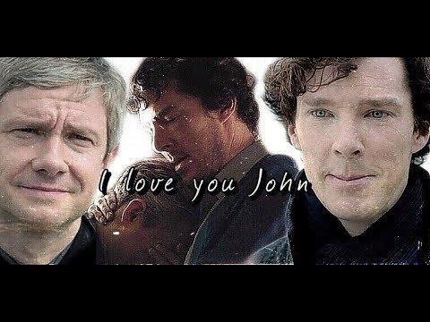 Johnlock (Sherlock) / twilight song