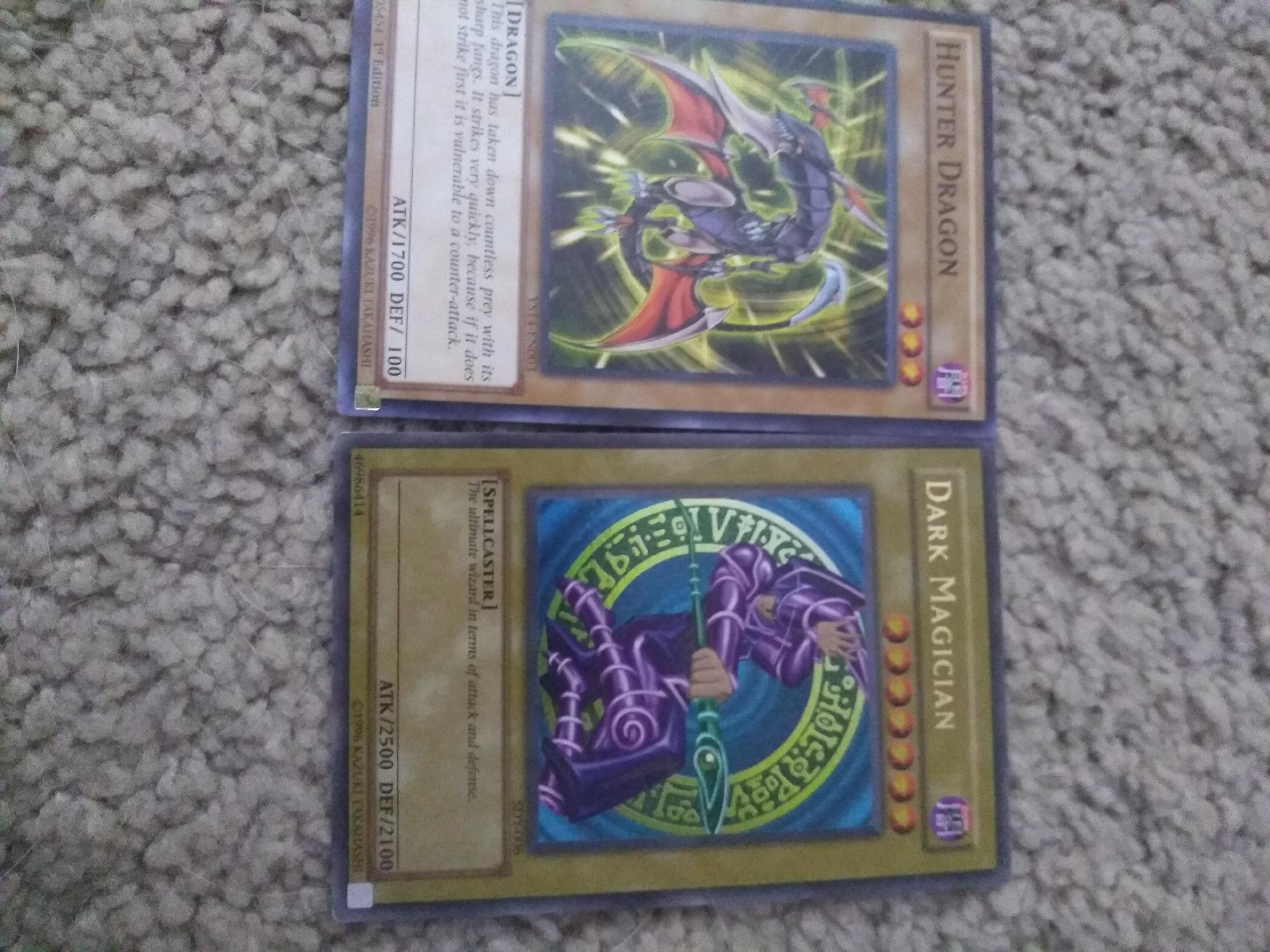 Is this Dark Magician real?