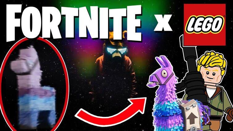 LEGO x Fortnite Teased?