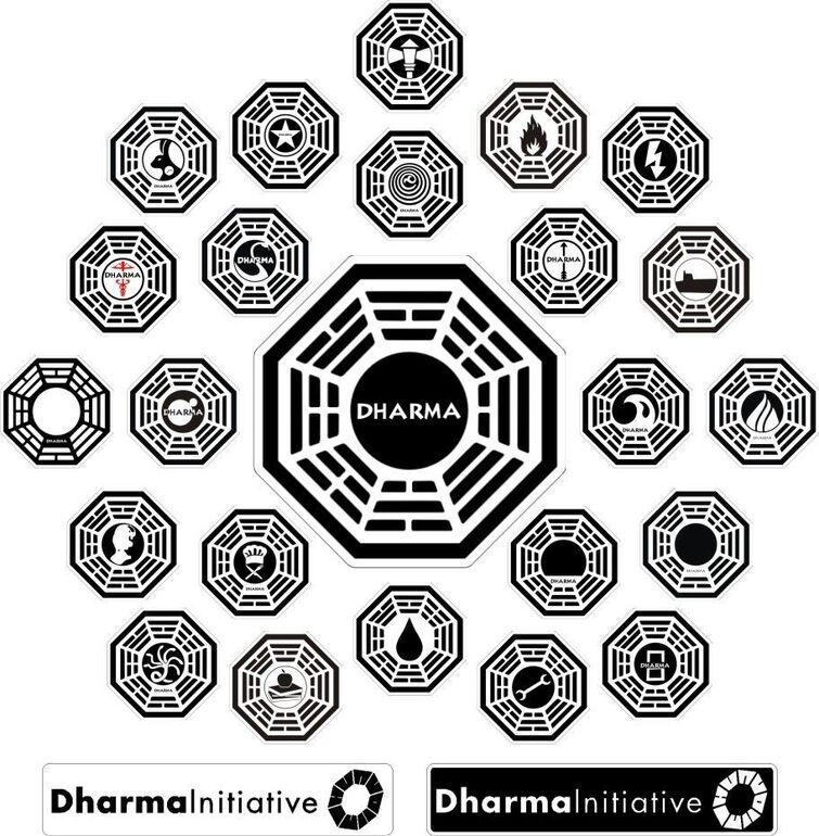 Dharma Initiative [Stations]