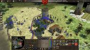 0 AD alpha 16 battle screenshot
