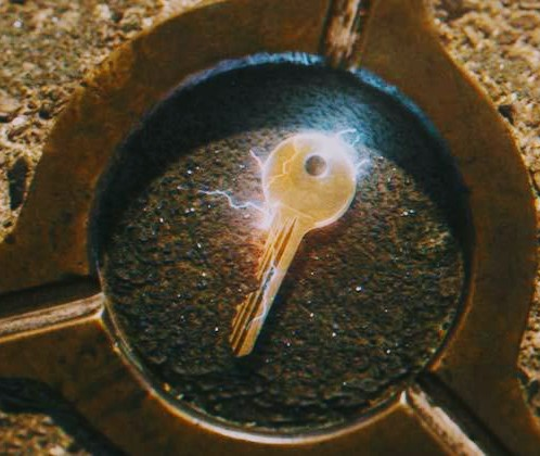 The Boy Who Holds The Keys