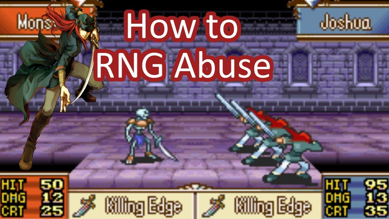 How to RNG Abuse in Fire Emblem