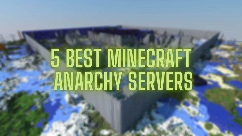 top 5 minecraft anarchy servers