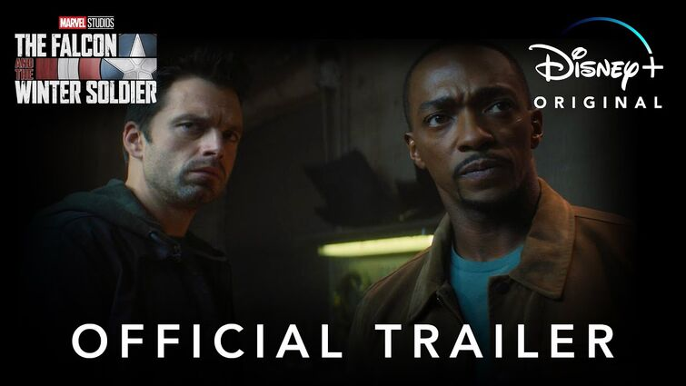 Official Trailer   The Falcon and The Winter Soldier   Disney+