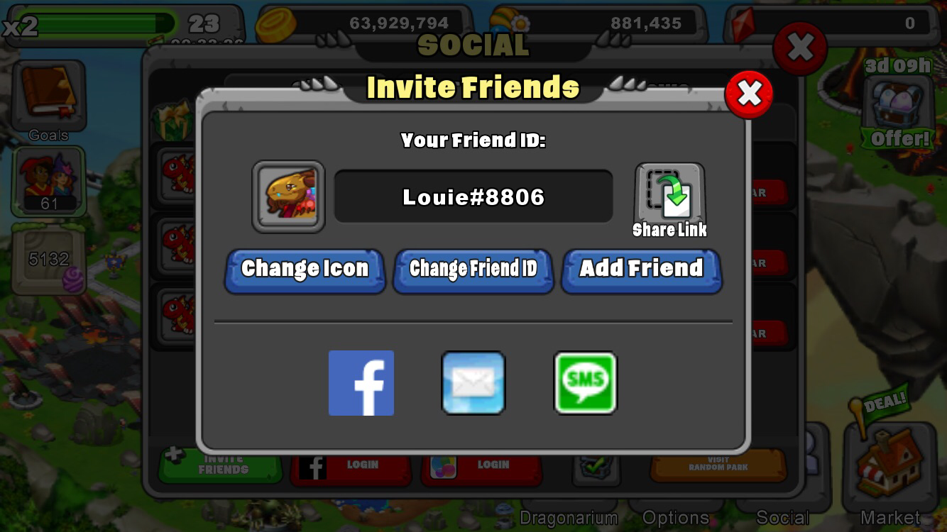 Need someone who has a dusk dragon in the coop breeding cave, add me