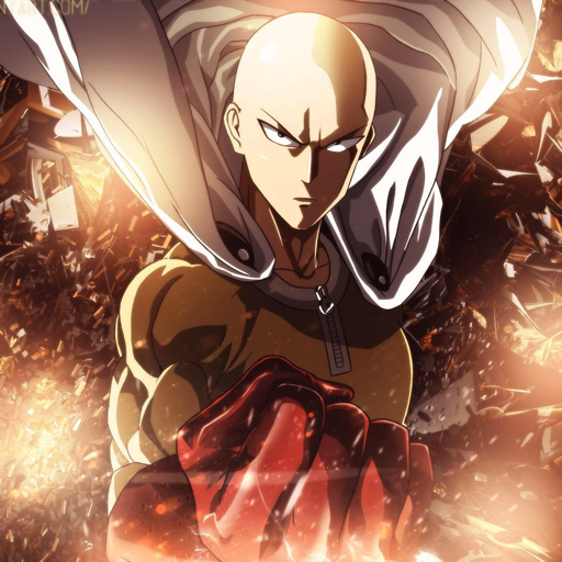 All one punch's avatar